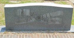 Izo <i>Jones</i> Baswell