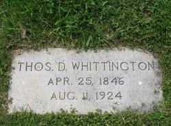 Thomas Donnell Whittington