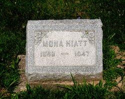Edmona Mona <i>Ragsdale</i> Hiatt