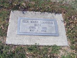 Ella Marie <i>Stanfield</i> Buck