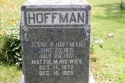 Martha May Mattie Hoffman