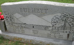 Evelyn <i>Hawkins</i> Burnett