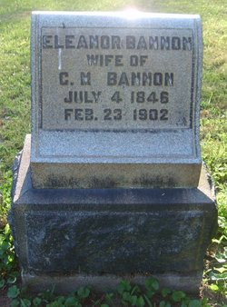 Eleanor <i>Miller</i> Bannon