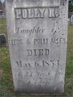 Polly R Allen