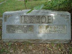 Mary Elizabeth <i>Chappell</i> Inscoe