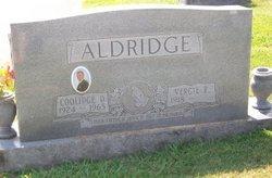 Coolidge D Aldridge