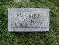 Emeline E. <i>Rominger</i> Dodd