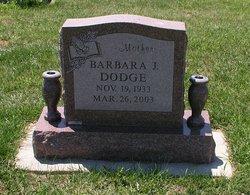 Barbara Jean <i>Stansell</i> Dodge