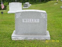 Anna Lillian <i>Bassett</i> Willey