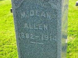 Marshall Dean Allen