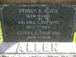 Sydney B Allen