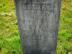 Betsey <i>Smith</i> Ashley