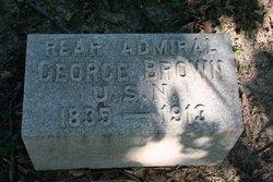 Adm George Brown
