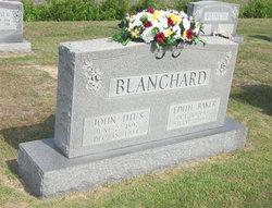 Edith <i>Baker</i> Blanchard