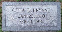 Otha Delhart Bryant