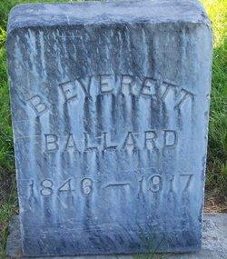 Benjamin Everett Ballard