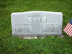 Eliza M <i>Beaumont</i> Cox
