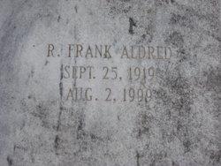 Richard Frank Aldred