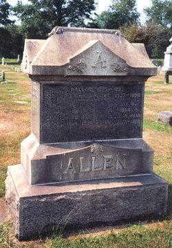 Roxana L. <i>Birchard</i> Allen