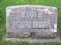 Ella Belmont Nellie <i>Fitch</i> Rust