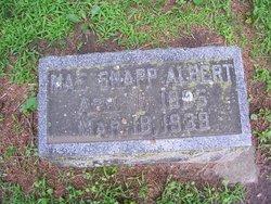 Lillie Mae <i>Snapp</i> Albert