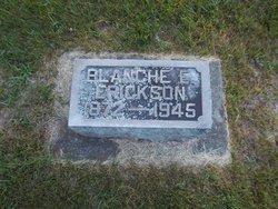 Ethel Blanche <i>Hutchison</i> Erickson