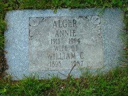 Annie Alger