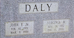 John Francis Jack Daly, Jr