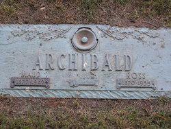 Ross Archibald