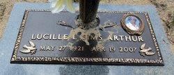 Lucille L <i>Sims</i> Arthur