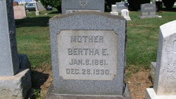 Bertha E. Bassford