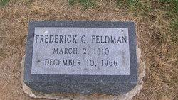 Fredrick G. Feldman