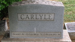 Rosalind M. Carlyle