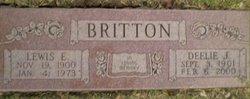 Lewis E Britton