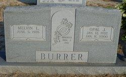 Opal J. <i>Schneider</i> Burrer