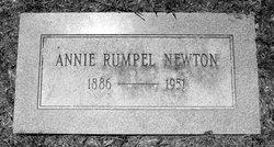 Annie Boswell <i>Rumpel</i> Newton