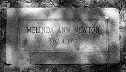 Melinda Ann Newton