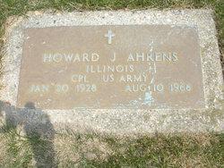Howard J Ahrens