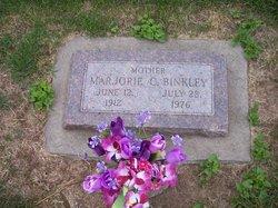 Marjorie C Binkley