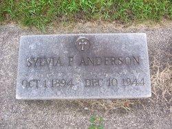 Sylvia F. Anderson