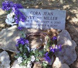 Cora Jean <i>Ivey</i> Miller