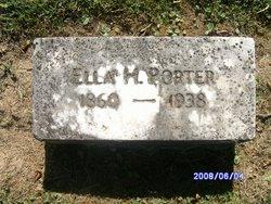 Ella H. Porter