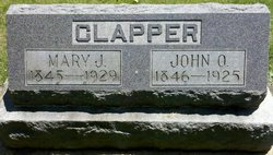 Mary J Clapper