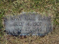 Murphy Mabe Berry
