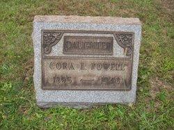 Cora E Powell