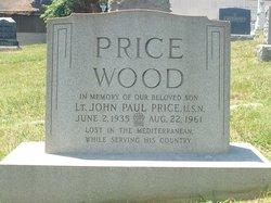 Lieut John Paul Price