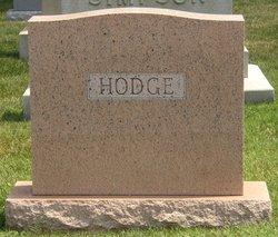 Loraine <i>Jones</i> Hodge