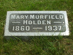 Mary Lib <i>Murfield</i> Holden