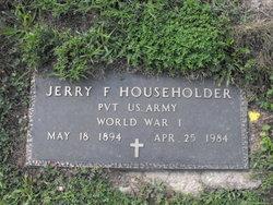 Jerry Franklin Householder