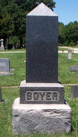 Daughter Boyer